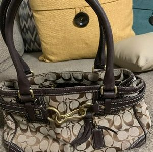 Authentic Coach Purse... Available Wednesday
